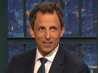 Seth Meyers reacts to Caitlyn Jenner's debut: 'I'm so happy to be living at this time'