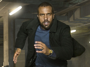 OT Fagbenle in The Interceptor