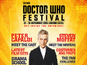 Capaldi to meet fans at Doctor Who fest