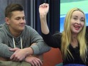 Joel Williams, Eileen Daly on Big Brother