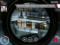 The competitive sniping game features more than 100 missions.