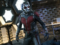 Ant-Man calls in a Marvel hero for help in the latest international promo.