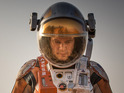 Ridley Scott blasts Matt Damon off on (another) interstellar voyage.