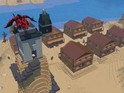 The game allows players to build and create whatever they want using LEGO building sets.