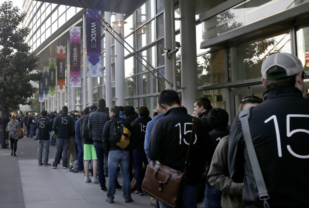 Apple Worldwide Developers Conference in San Francisco ...