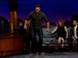 You need to see Chris Pratt run in high heels