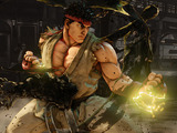 Ryu in Street Fighter 5 on PS4 and PC