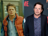The cast of Back To The Future then & now: Michael J Fox