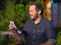 "Apparently it was so good that Chris Pratt admitted he felt ""oddly turned on""."