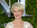 Mirren believes there are double standards when it comes to casting in Hollywood.