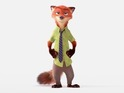 Ginnifer Goodwin and Jason Bateman lend their voices to comedy known as Zootopia in the US.