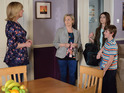 Jane pleads with Carol to let Cindy stay at the Butcher's.