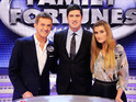 The celebrity gameshow won't return to schedules until late 2016 at the earliest.