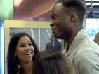 Big Brother: Charley Uchea catches Marc's eye as she books into Hotel BB