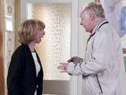 Michael tells Gail about his moment of intimacy with Eileen.