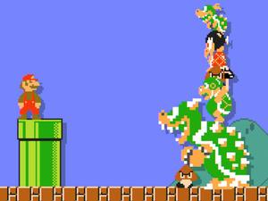 Super Mario Maker E3 screenshot