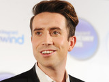 Nick Grimshaw at the Mercury Music Award 2013