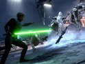 EA releases five minutes of gameplay footage from its anticipated Star Wars game.