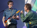 Blur deliver a stunning set, proving they're realms above a mere nostalgia trip.