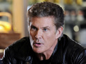 The Hoff worked hard for his laughs - but did you love his new comedy series?