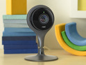 Who's home? Nest Cam streams live video from the house right to your phone.