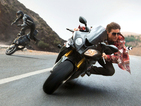 Tom Cruise is box office king again: Mission Impossible is the UK's number one movie