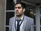 "Sacha Dhawan on playing a drug addict: ""I had so many cans of Red Bull"""