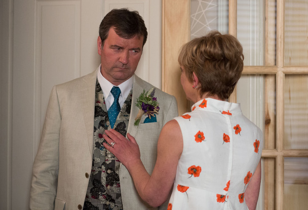 Jean assures Ollie that the upset with Stacey is over.