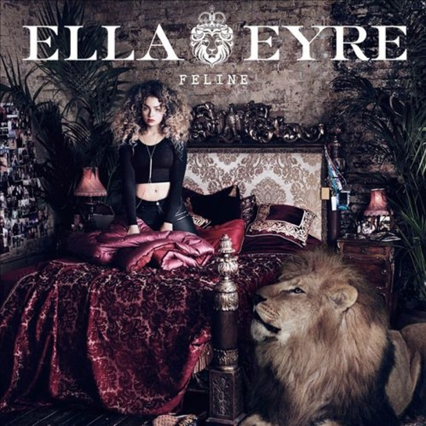 Ella Eyre: Feline album artwork