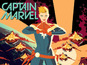 Agent Carter writers take on Captain Marvel