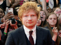 Ed Sheeran hints at 'gruesome' TV role