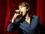 Brett Anderson of Suede headlines the John Peel Stage at Glastonbury 2015