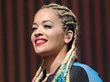 Rita Ora at BBC Radio 1 Big Weekend, Glasgow - 25 May 2014