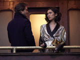 Hugh Dancy as Will Graham & Tao Okamoto as Chiyoh in Hannibal S03E05: 'Contorno'
