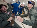 Augmented reality experiments to be carried out on the International Space Station.