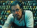 Al Pacino's acting prowess remains strong, but he's underserved by a weak script.