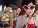 The animated feature has now topped the UK chart for three consecutive weeks.