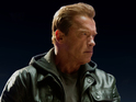 Arnold Schwarzenegger says Paramount shouldn't be using James Cameron to promote Terminator Genisys.