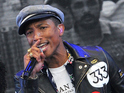 Glastonbury 2015: Pharrell Williams