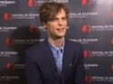 We chat to Matthew Gray Gubler about Reid and how long he'll stay on Criminal Minds.