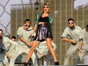 Watch Taylor Swift at her most joyous as 1989 hits 5 million sales figure in the US.