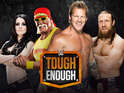 Who will survive the first elimination in week one of WWE's Tough Enough?
