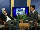 Stephen Colbert interviews Eminem on Michigan public access show: 'This is f'n weird'