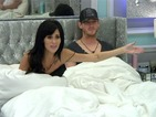 Big Brother: Jasmine and Danny get into bed together... and make Aisleyne cry
