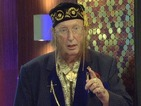 "Big Brother: John McCririck dubs Marc O'Neill a ""virus in the house"""