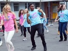 Hollyoaks spoiler pictures: Holly and Zack organise a flash mob