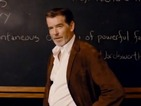 Pierce Brosnan has love triangle woes in How to Make Love Like an Englishman trailer