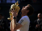 10 years of Andy Murray at Wimbledon in pictures: Triumph, tears and haircuts