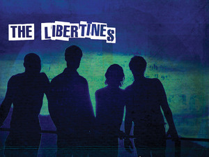 The Libertines Anthems For Doomed Youth artwork