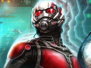 Ant-Man table for Zen Pinball 2 and Marvel Pinball